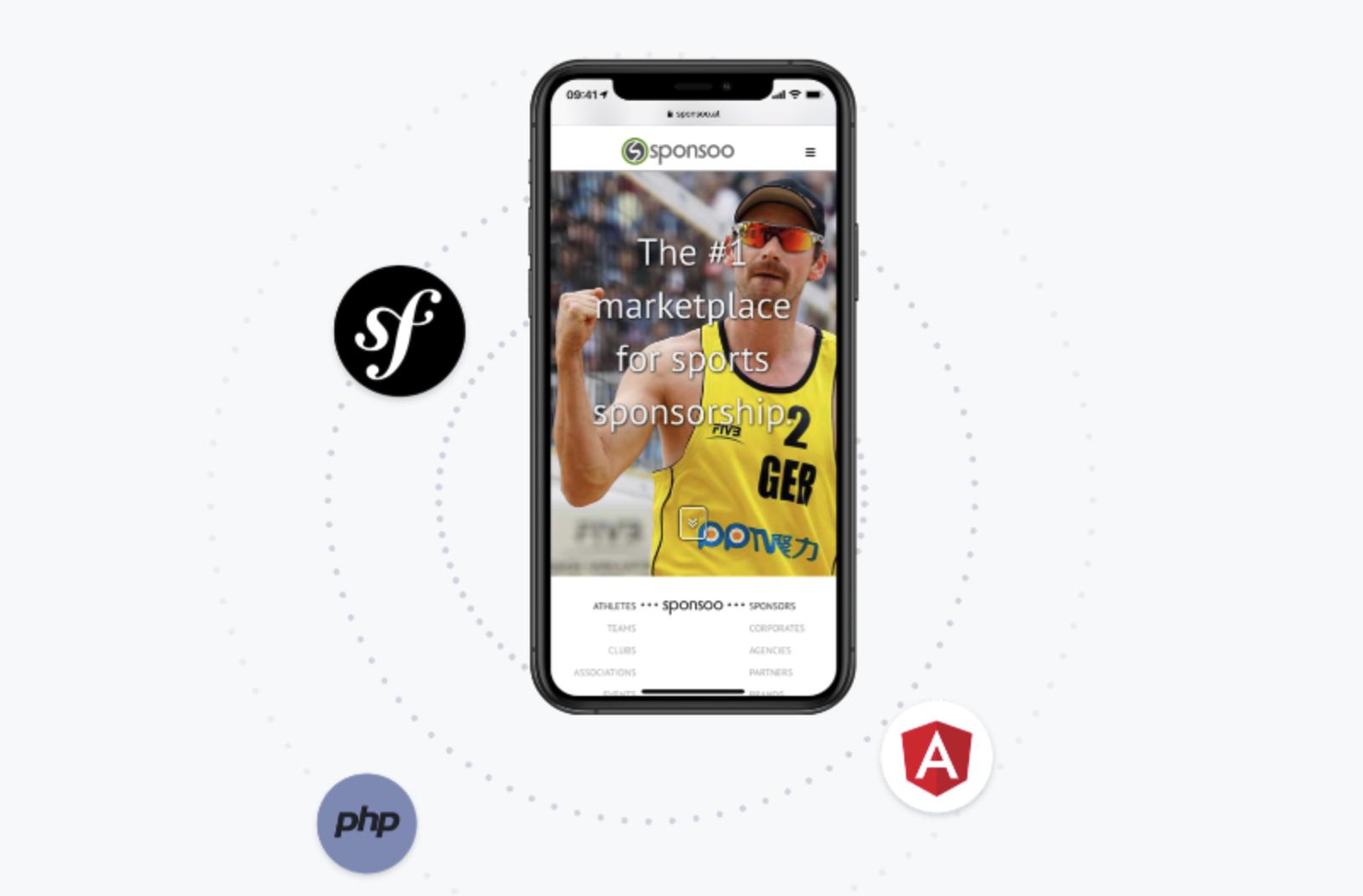 Success story: Sponsoo as Europe's largest sports sponsorship platform